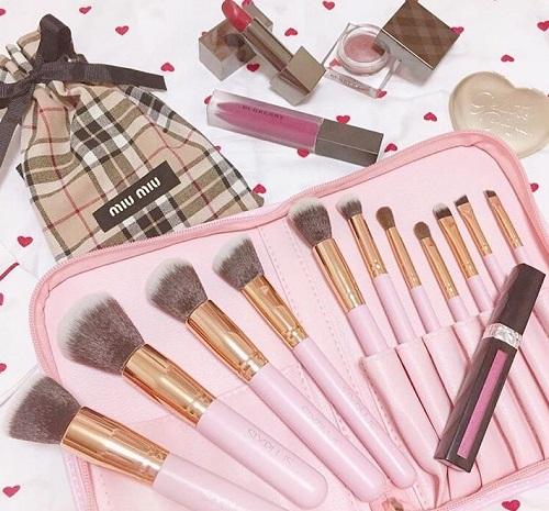 洗い 化粧 方 筆
