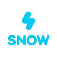 ぼかし snow