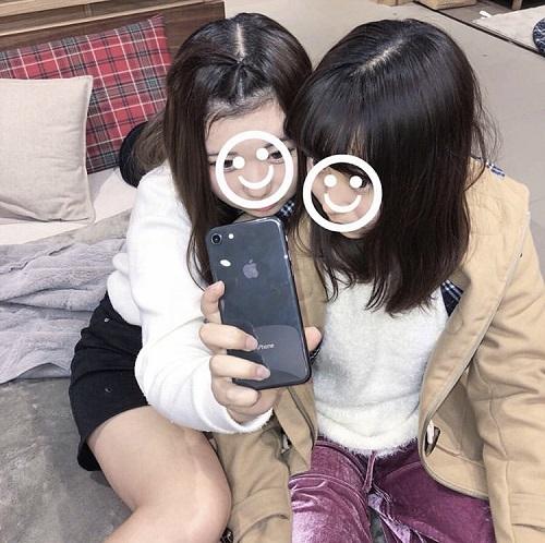 インスタ 顔隠すアプリ